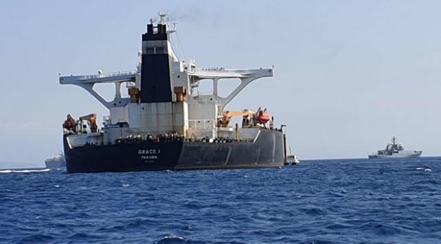 ABD İngilterenin İranın petrol tankerlerini alıkoymasından memnun