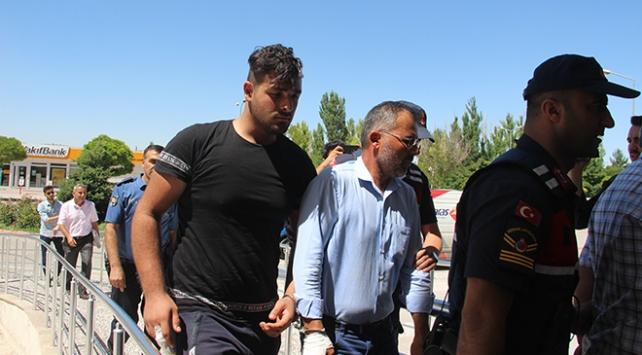 Konyada iki aile arasında kavga: 1 ölü, 1 yaralı