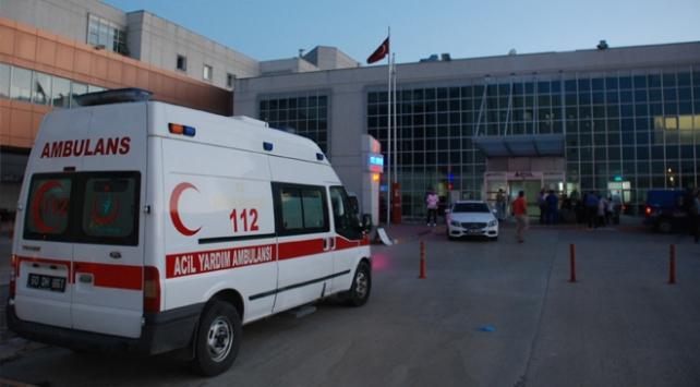 Balkondan düşen 2 yaşındaki çocuk hayatını kaybetti