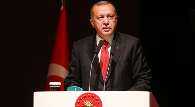 Cumhurbaşkanı Erdoğan: Milletimiz ile ordumuz arasına kimsenin girmesine izin vermeyeceğiz