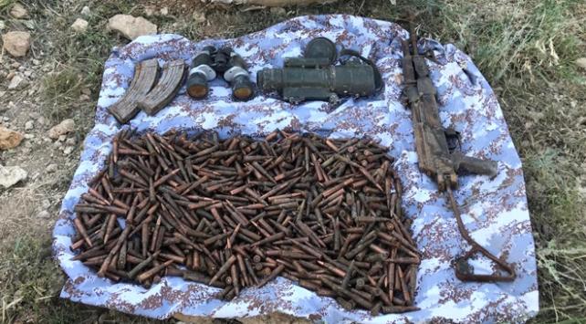 Van Başkale kırsalında terör operasyonu