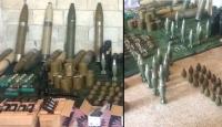 Afrin'de YPG/PKK'nın hücre evine operasyon