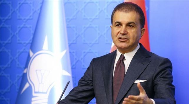 AK Parti Sözcüsü Çelik: Milletin onay verdiği bir sisteme herkes saygı duymalı