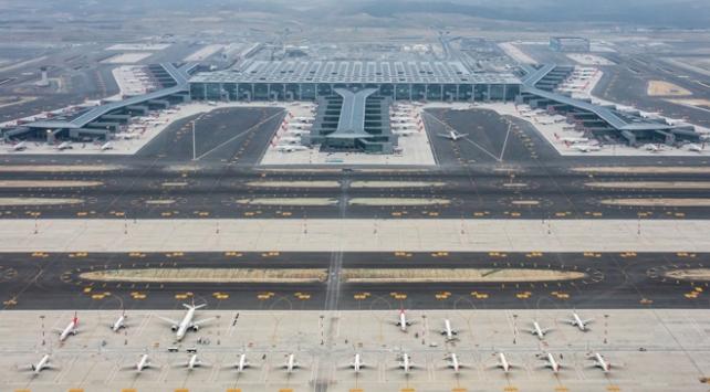 İstanbul havalimanları 48 milyon yolcuyu ağırladı