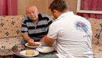 Aşhane personelinin dikkati yaşlı adamın hayatını kurtardı
