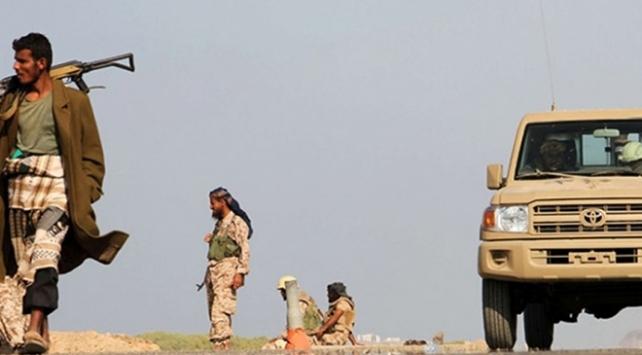 Yemende kabile mensupları ile BAE destekli güçler çatıştı