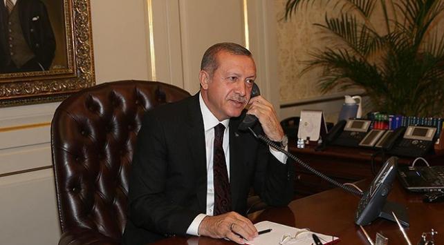 Cumhurbaşkanı Erdoğandan Miçotakise tebrik telefonu