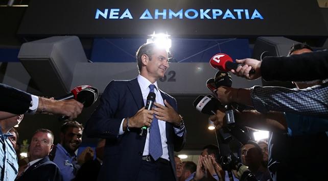 Yunanistanda Miçotakis dönemi başlıyor