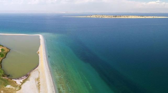 Van Gölündeki adalarda ekolojik sistemi koruma önlemleri