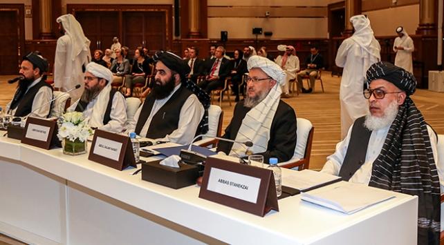 """Katarda """"Afganistan İçi Diyalog Konferansı"""" devam ediyor"""