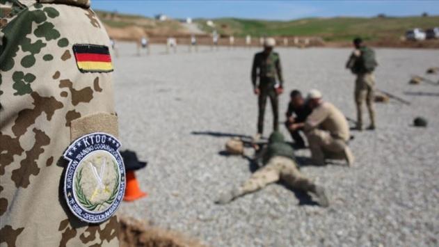ABDnin asker talebi Almanyada tepkiyle karşılandı