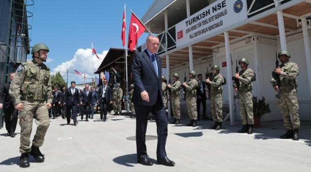 Cumhurbaşkanı Erdoğan Bosna Hersekte
