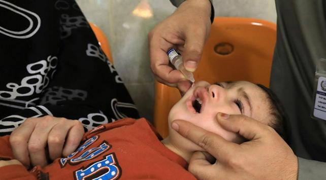 Pakistanda çocuk felci vakalarında artış