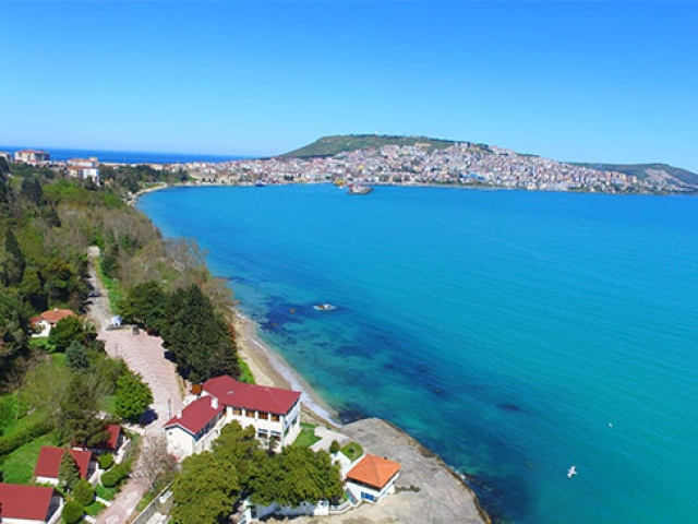 Doğası, denizi ve tarihiyle turistlerin gözdesi Sinop