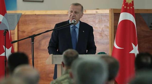 Cumhurbaşkanı Erdoğan: Önceliğimiz kendi vatandaşlarımızın güvenliğini sağlamak