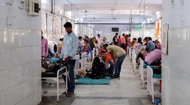 Hindistanda beyin iltihabı salgını: 57 ölü