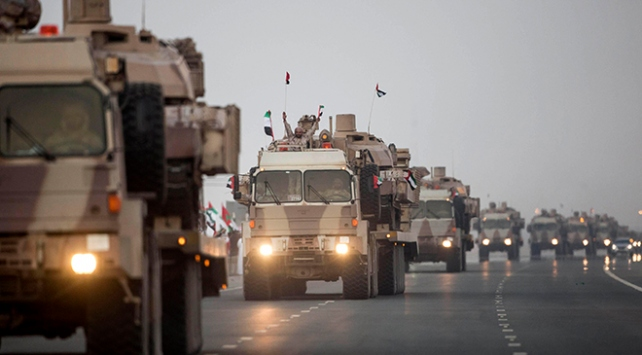 Birleşik Arap Emirlikleri Yemenden çekiliyor mu?