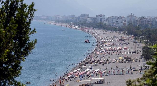 Türkiyenin turizmde 2023 hedefi 65 milyar dolar