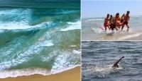 Denizde çeken akıntı boğulmalara yol açıyor