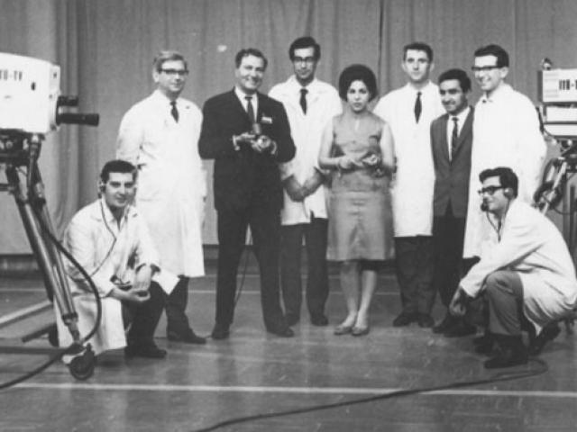 Türkiyede televizyon yayıncılığı 67 yıl önce İTÜ TV ile başladı