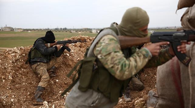 Suriyeli muhaliflerden Türkmendağına operasyon
