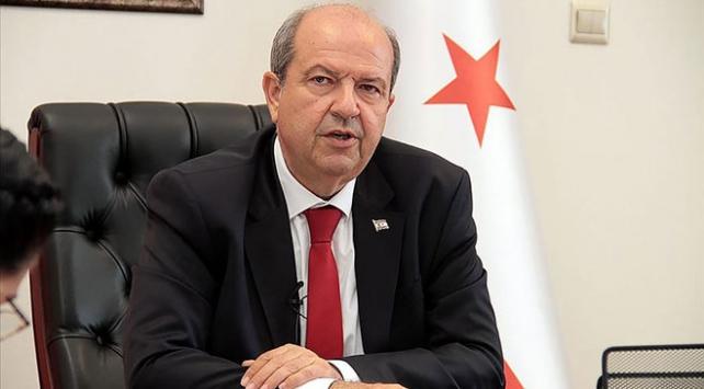 KKTC Başbakanı Tatardan ABye sondaj tepkisi