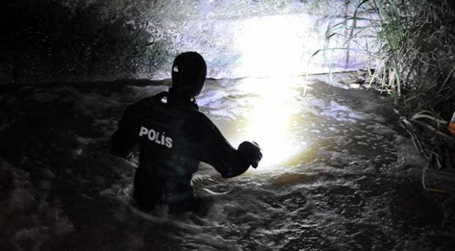 Kanalizasyon kuyusuna düşen Suriyeli çocuğun cansız bedeni bulundu