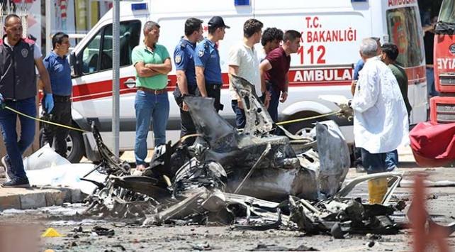 Reyhanlıdaki patlamayla ilgili 3 kişi tutuklandı