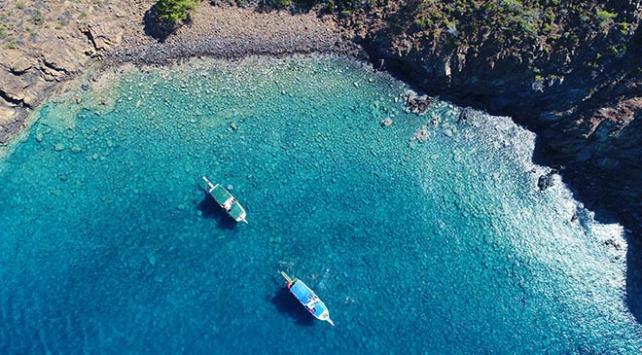 Antalyanın gizli cenneti: Suluada