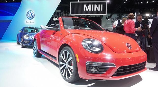 "Volkswagen ""Beetle"" üretimini durdurdu"