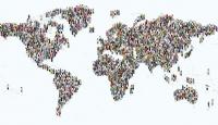 Dünya nüfusunun 2055'te 10 milyarı bulması bekleniyor