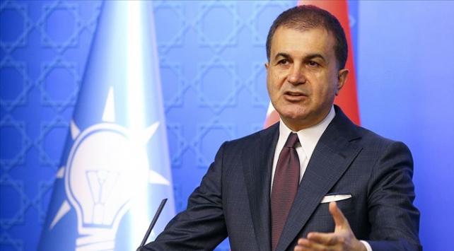 AK Parti Sözcüsü Çelikten Yunan bakana tepki