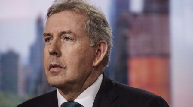 İngilterenin Washington Büyükelçisi istifa etti