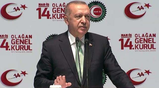 Cumhurbaşkanı Erdoğan: Milli iradeye saygı duyan herkes tartışmadan uzak durmalı