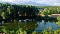 Göz kamaştıran Melekler Gölü keşfedilmeyi bekliyor