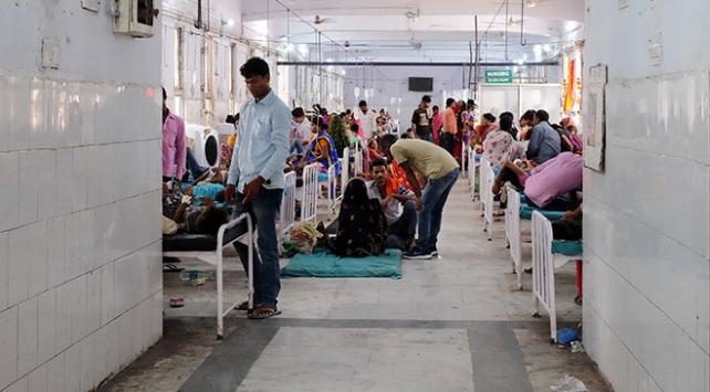 Hindistanda Japon beyin iltihabı salgını: 64 ölü