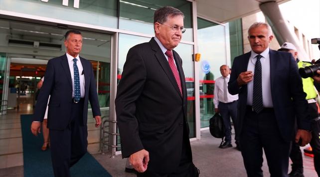 ABDnin yeni Ankara Büyükelçisi Satterfield Türkiyeye geldi