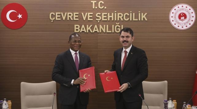 Türkiye ile Fildişi Sahili arasında mutabakat zaptı imzalandı