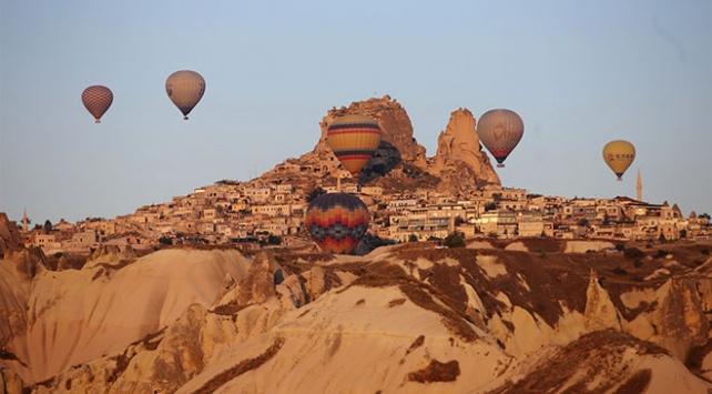 2019 yılının Kapadokyada zirve yıl olması bekleniyor
