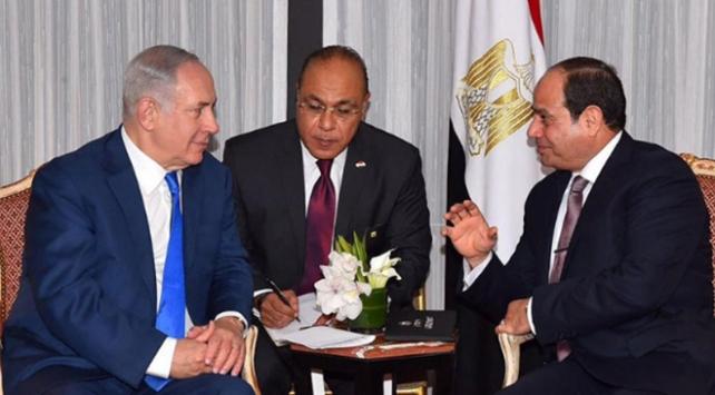 Netanyahu: Dostum Sisiyi takdir ediyorum
