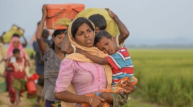 """""""Myanmar, Arakanlı Müslümanların geri dönmesi için güvenli değil"""""""