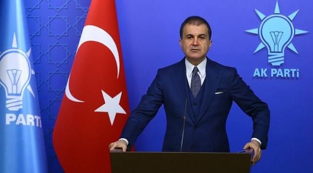 AK Parti Sözcüsü Çelik: Ancak KKTCnin hakları korunursa bu kriz sona ermiş olur