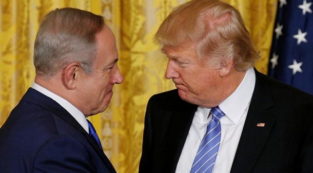 Trump ile Netanyahu İranı görüştü