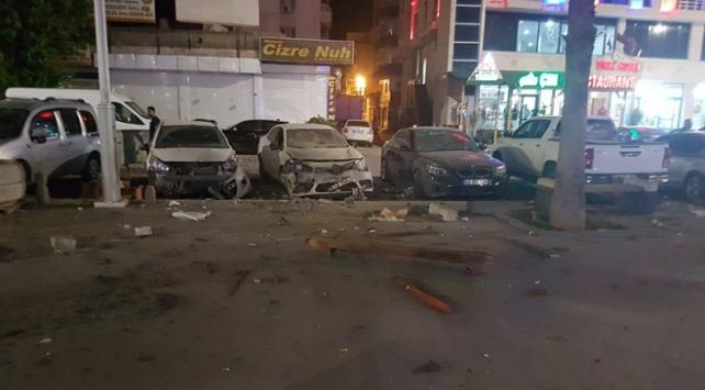 Şırnakta terör saldırısı: 4 bekçi yaralandı