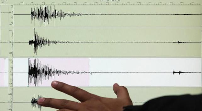 Yalovada 3,3 büyüklüğünde deprem