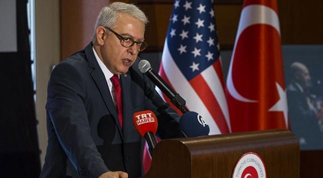 Büyükelçi Kılıçtan Washington Posta mektup: Terör örgütü PKKyı siyasi hareketmiş gibi göstermek tehlikeli