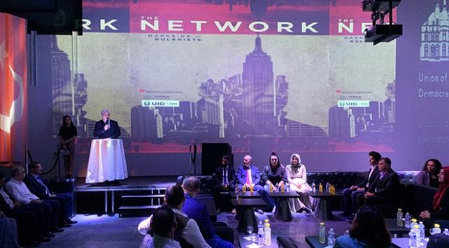 """Paris ve New Yorkta FETÖnün iç yüzü """"The Network"""" belgeseliyle anlatıldı"""