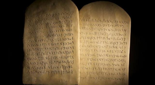 Çinde 1200 yıllık taş tablet bulundu