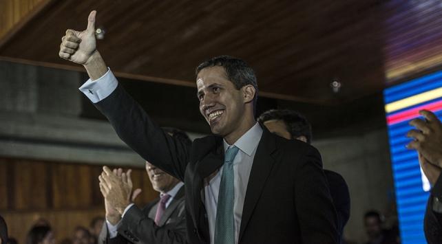Yunanistan Venezuelada Guaidoyu devlet başkanı olarak tanıdı