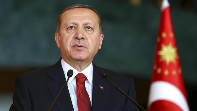Cumhurbaşkanı Erdoğandan Dengir Mir Mehmet Fırat için taziye mesajı